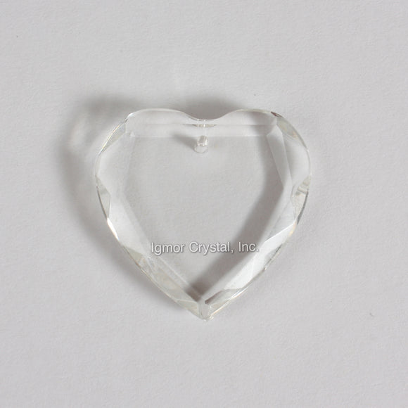 35MM Heart Pendant (5PCS)