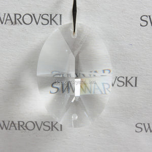 SWAROVSKI STRASS® 8102-18mm 2-Hole Oval Bead (10PCS)