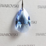 SWAROVSKI® STRASS 8721-28MM Pear Prism *Medium Sapphire* (10PCS)