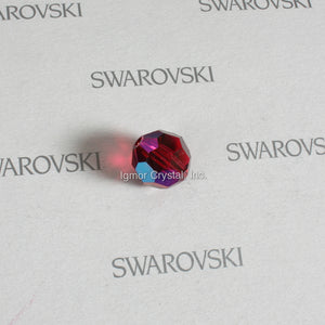 SWAROVSKI® STRASS 8502-8MM Faceted Crystal Bead *Bordeaux/AB* (168PCS)