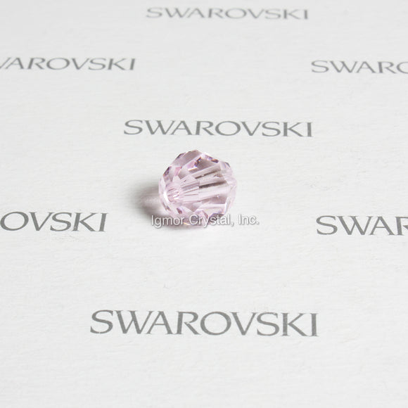 SWAROVSKI® STRASS 8502-10MM Faceted Crystal Bead *Rosaline* (63PCS)