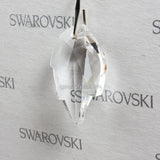 SWAROVSKI® STRASS 8805-26MM Leaf Pendant (10PCS)