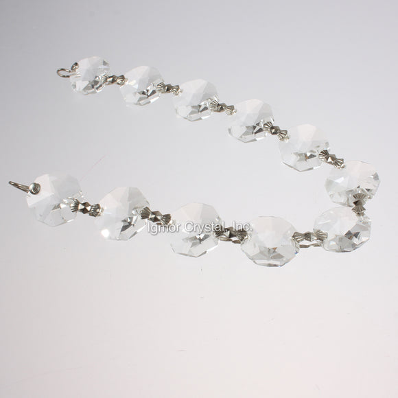 SWAROVSKI® STRASS Chain *Available in 3 sizes* (6 PCS)