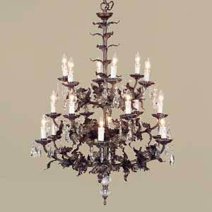 Crystal, Regal Chandelier