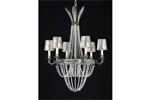 Schonbek 6-light Esplanade Chandelier  #6873-47 (SFWM)