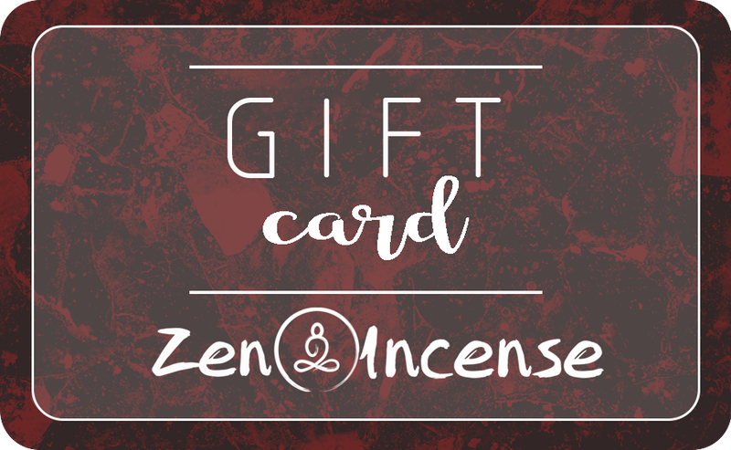 Zen-Incense Gift Card