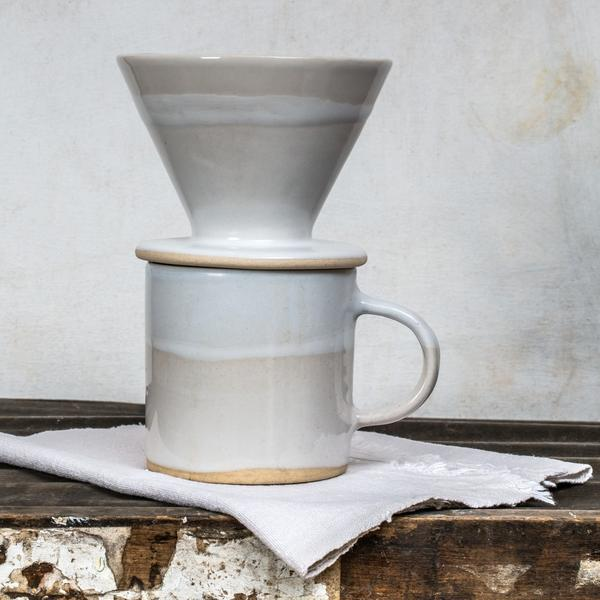 Ebele Coffee Filter and Mug Dassie Artisan