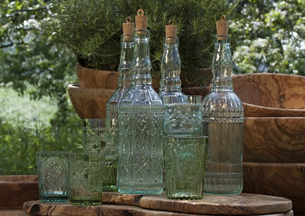 Bottle Fiesole - recycled glass