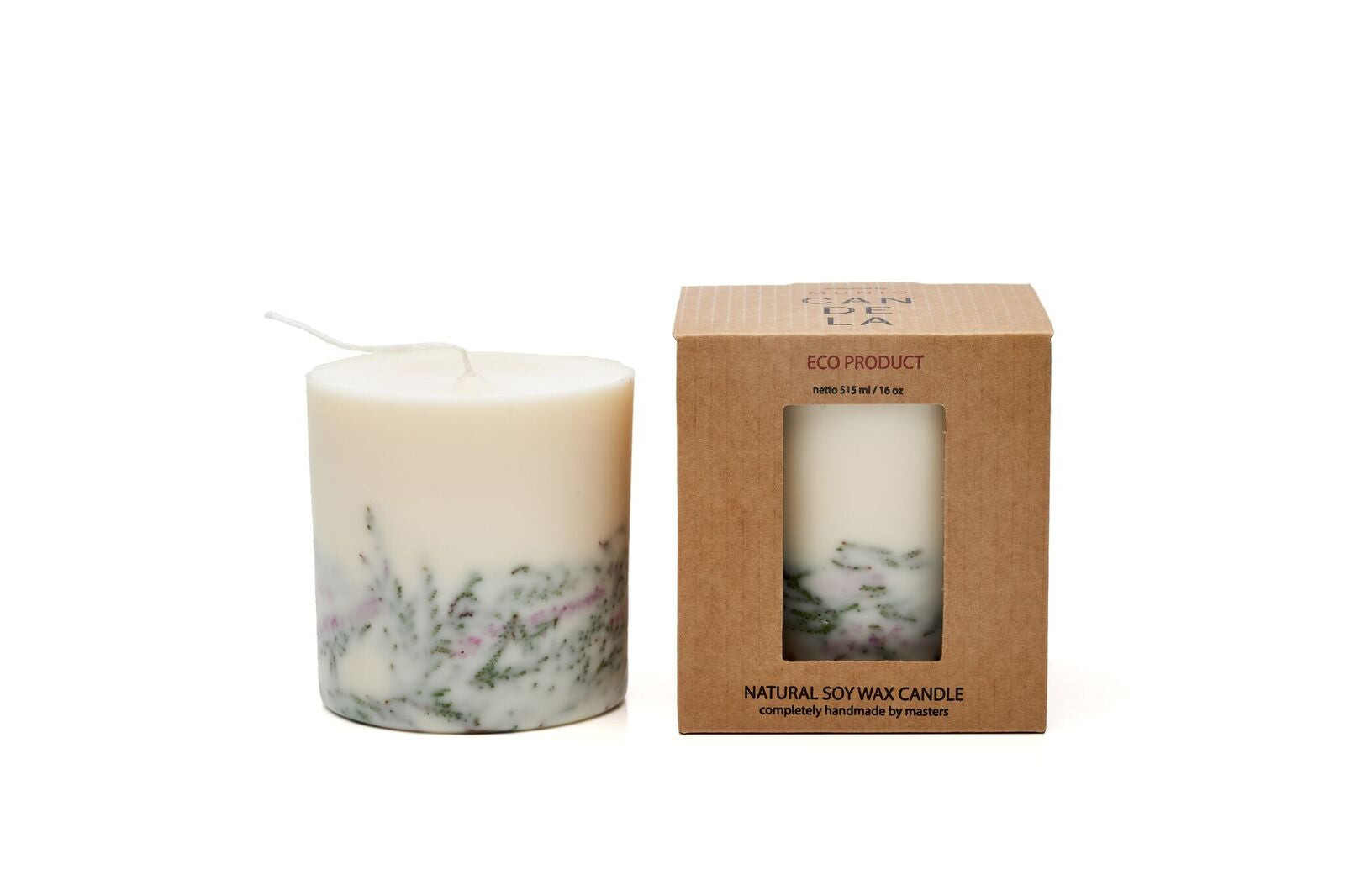Heather Candle with Heather Fragrance