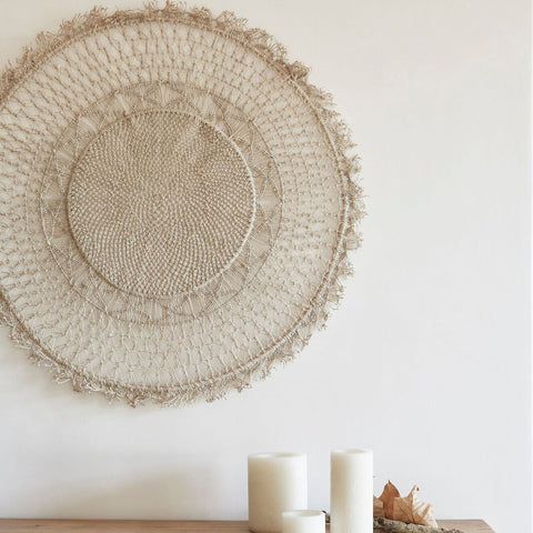 Mandala Wall Hanging - small