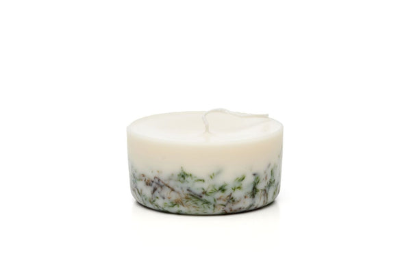 Mini Moss Candle with Moss Fragrance