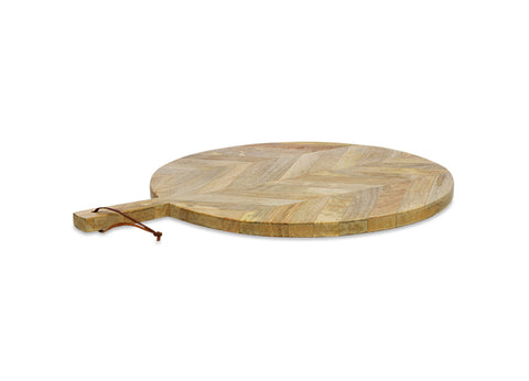 Pizza bord - Mango Wood - Groot