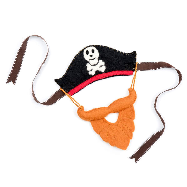 Pirate Dressing Up Set