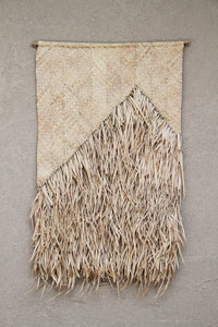 Wall hanging - palm leaf