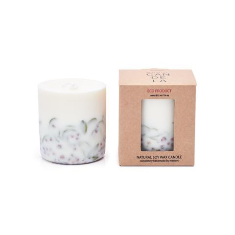 Ashberries & Bilberry Candle with Lavender Fragrance