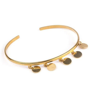 Kelly Cuff Gold Plated
