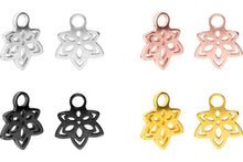 Upload the picture to the gallery viewer, piercing pendant flower rose piercinginspiration®
