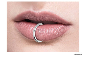 Spar-Set Basic Ring Clicker Titan piercinginspiration®