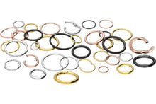 Upload the image to the gallery viewer, Titan Basic Clicker Ring piercinginspiration®