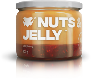 Nuts & Jelly Raspberry