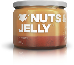 Nuts & Jelly Strawberry