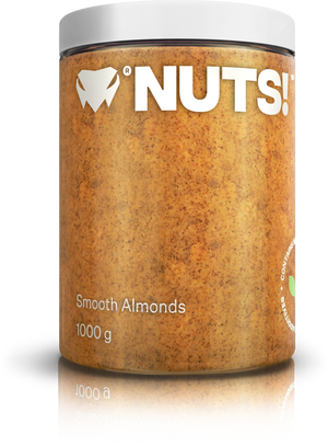 Smooth Almonds