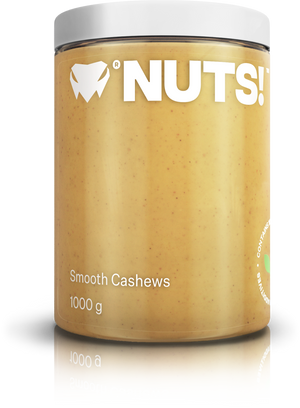 Smooth Cashews