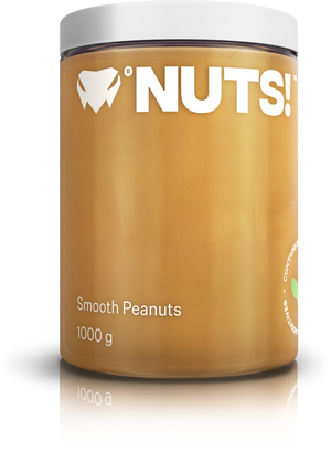 Smooth Peanuts