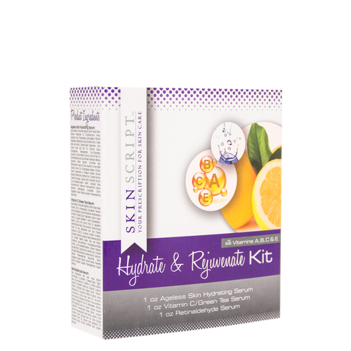 Hydrate & Rejuvenate Kit