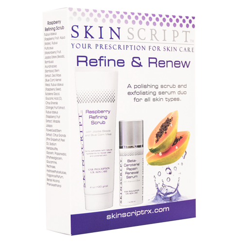 Skinscript Refine & Renew Duo