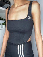 Reworked Adidas Top