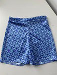 0752 - Size 8 - Flower Power Shorts