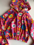 Made To Order - Crazy Daisy Hoodie