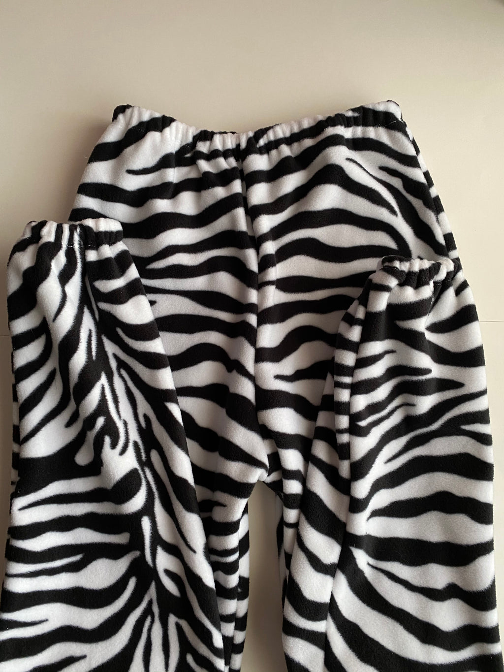 Made To Order - Zebra Print Joggers