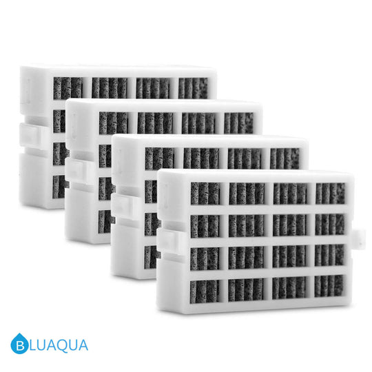 Bluaqua Air Filter Replacement for Whirlpool Refrigerator 2319308, W10335147, W10335147A  4-pack - funcoolbox2018