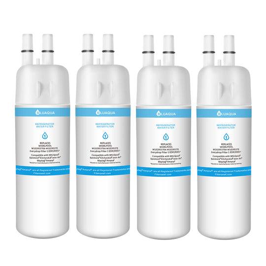 Bluaqua BL-Filter1 Replacement for AquaFresh WF537 Filter, 4-Pack - funcoolbox2018