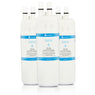 Whirlpool W10295370A Water Filter, W10295370, Everydrop filter, EDR1RXD1 ,Ice & Water Refrigerator Filter  (3- Pack) - funcoolbox2018