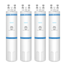 Bluaqua Replacement water filter for Frigidaire  Ultrawf Water Filter, Kenmore 9999 4-pack - funcoolbox2018