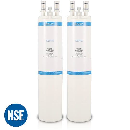 Replacement water filter for Frigidaire Ultrawf Water Filter, Kenmore 9999  Water Filter 2-pack