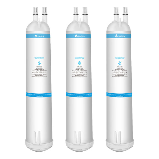 Bluaqua water filter BL-FILTER3 Replacement for OnePurify RFC0800A, 3-Pack - funcoolbox2018