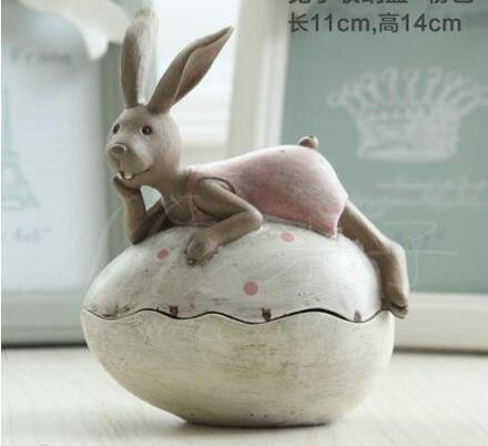 1 Piece Rabbit Shape Money Box,  Jewerly storage - mydealsite