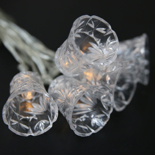 10 LED String Light 1.2M 3V indoor Tiny Bell Lights Christmas lights - mydealsite