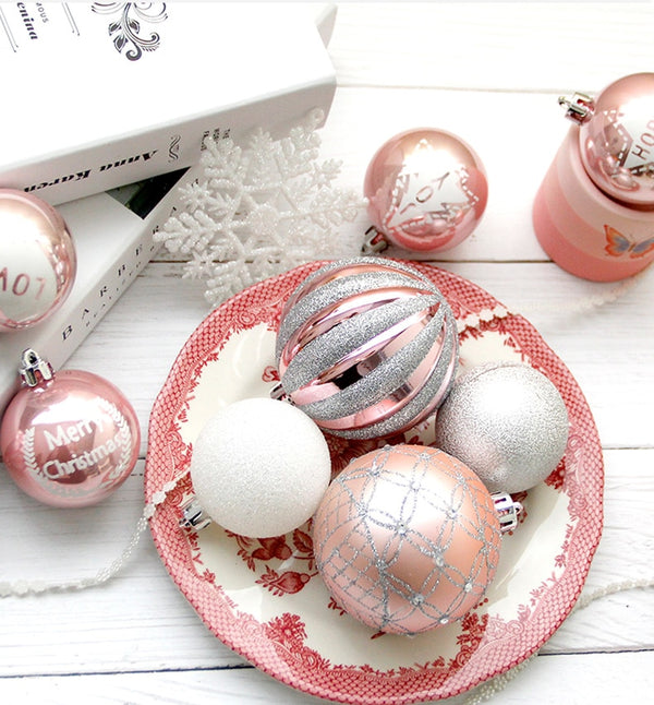 8cm Christmas Tree Decoration Ball pendant Ornaments - mydealsite