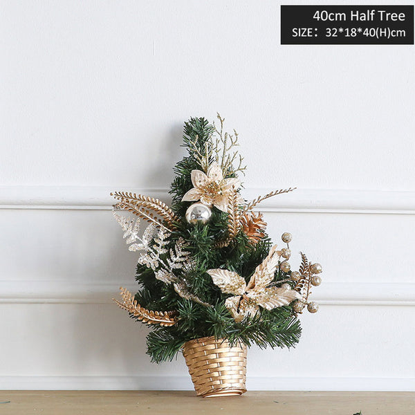 1 Piece Christmas artificial Tree New Year Decoration - mydealsite