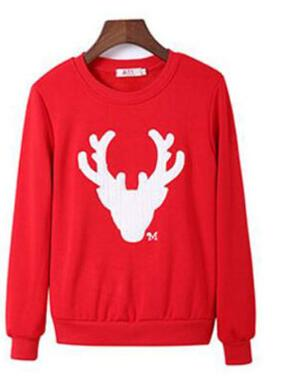 Christmas Clothes deer elk Family look.Matching Family Clothing - mydealsite