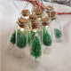 1M Battery Christmas Tree Mason Jar String Fairy Lights Glass Bottle Garland