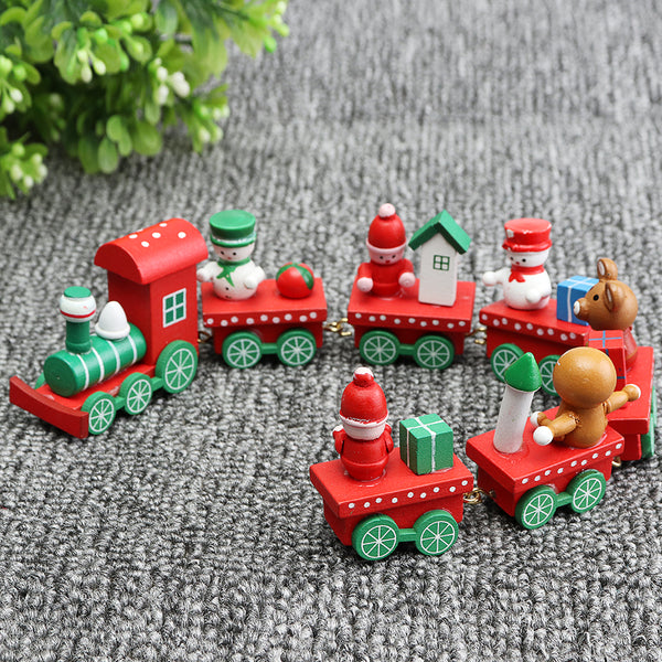 38cm Small train Pendant for Christmas Decorations - mydealsite