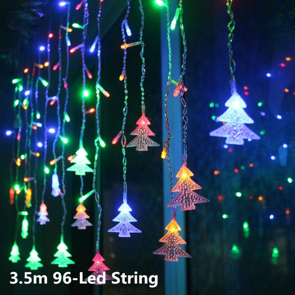 Led String Christmas Tree, outdoor Christmas decoration - mydealsite