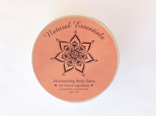 Healing Salve - Sandalwood and Frankincense