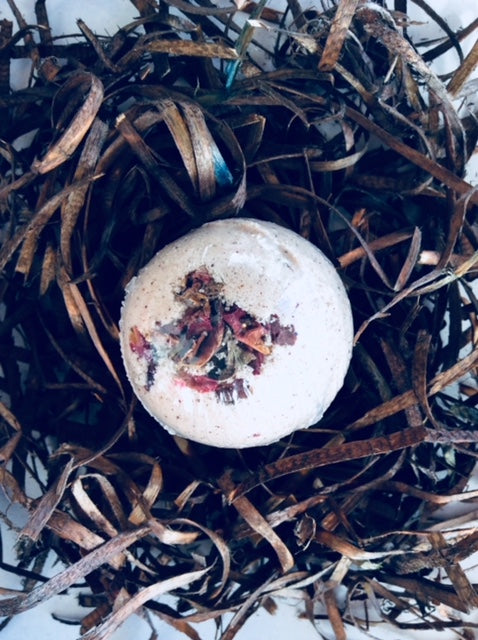 Rose Botanical Bath Bomb